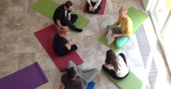 Relaxačné a dychové cvičenia na odbúravanie napätia