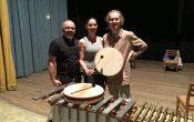 Liečivý koncert a bubnovačka